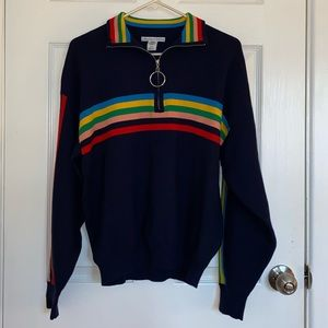 Urban Outfitters Crewneck (Multicolored)